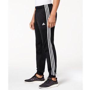 Men's Adidas 3-stripe tricot jogger pant